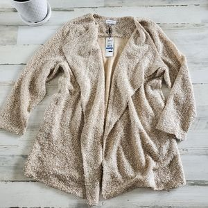 Womens long cárdigan sweater